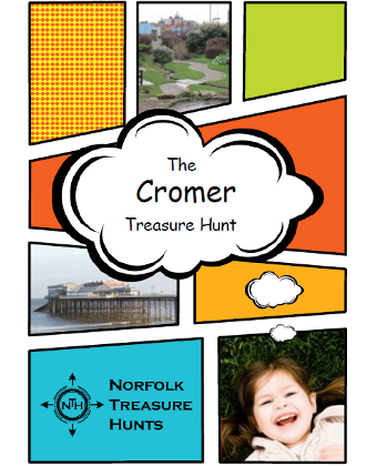 Norfolk Easter Egg Hunts - Cromer Treasure Hunt Booklet