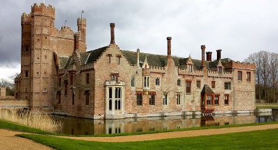 Norfolk Easter Egg Hunts - Oxburgh Hall