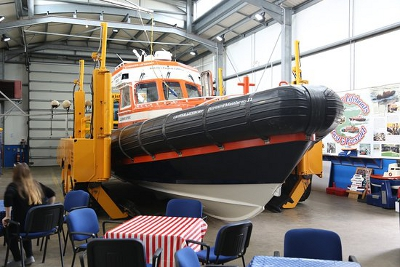 Norfolk Easter Egg Hunts - Caister Lifeboat Station