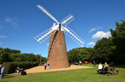 Norfolk Easter Egg Hunts - Dereham Windmill