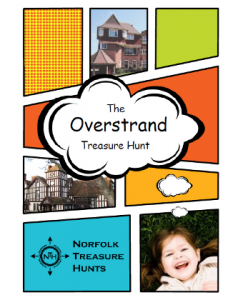 Things to do in Norfolk - Overstrand Treasure Hunt
