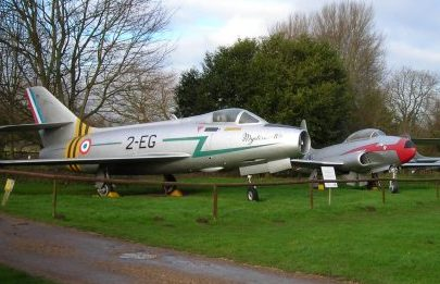 free things to do in norfolk - flixton aviation museum