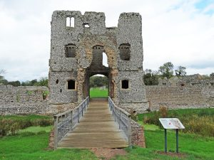 free things to do in norfolk - Baconsthorpe Castle